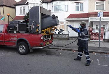 Wheelie Bin Cleaning >> Finerclean Ltd Wheelie Bin Cleaners In The London Area